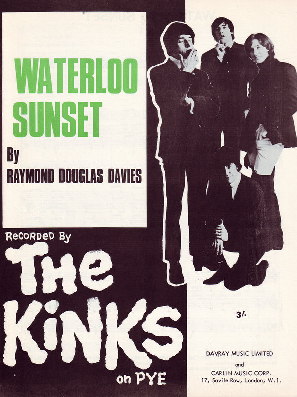the-kinks-waterloo-sunset-pye